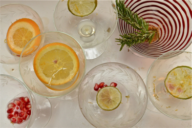 Holiday punch on Brenda Kinsel website